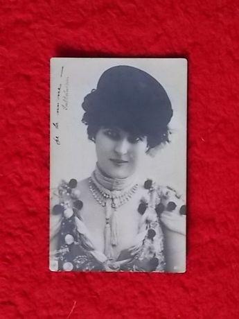 vand carte postala veche(1902)!