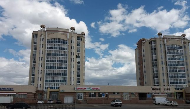 Продается 2 комнатная квартира на 3 этаже из 9ти Байтурсынова 41