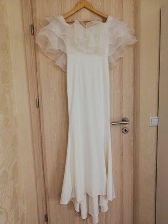НОВА красива дълга официална рокля Jarlo - размер XS