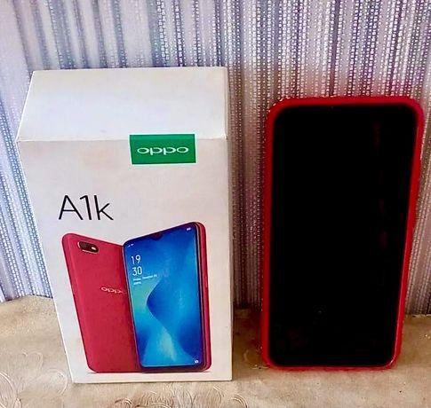 Новый Смартфон OPPO A1k Красный (телефон)