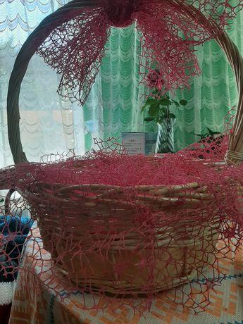 Корзинки для цветов фруктов на праздник
