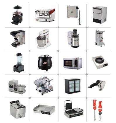 Кухненско професионално оборудване