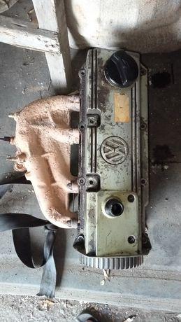Блок и головка двигателя Пассат В3 2Е
