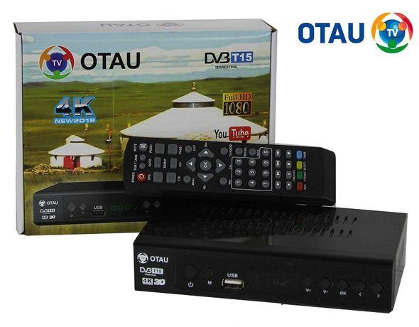 Отау ТВ приемник - 25 бесплатных каналов в цифровом формате