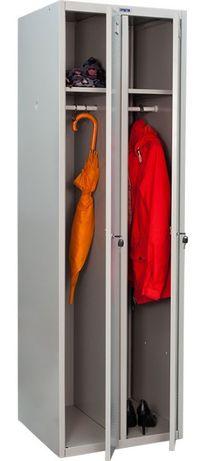 Шкафы металлические для одежды по ценам завода в Усть-Каменогорске!