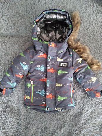 Лыжный детский костюм