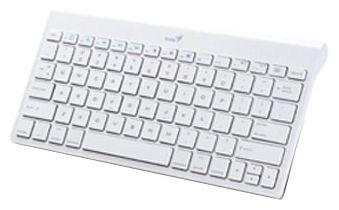 Клавиатура новая Bluetooth беспроводная Genius Luxe Pad 9000 White