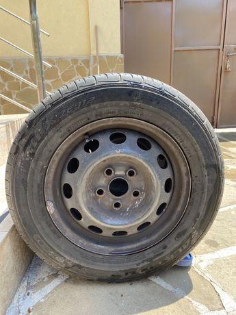 "Метални джанти 15"" VW, AUDI, SKODA, SEAT"
