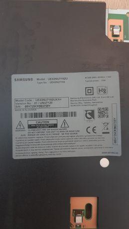 Placa Samsung UE43NU7192U