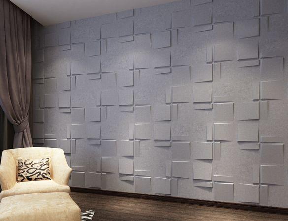 НАЛИЧНИ! 3d панели за стена ECHO 50/50