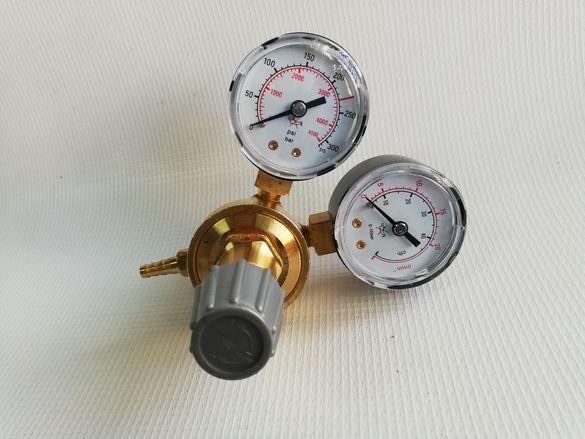 Ред.вентил за CO2/Аргон (коргон,хелий)
