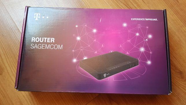 Router Telekom wireless cu fibra optica tv si telefon