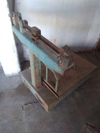 Продам весы механические  500 кг
