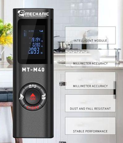 лазерна ролетка mechanic mtm40