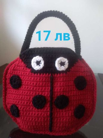 Плетени детски чанти