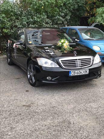 Кола за сватба и бал