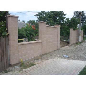 gard beton, terase beton ,constructii beton , amenajare