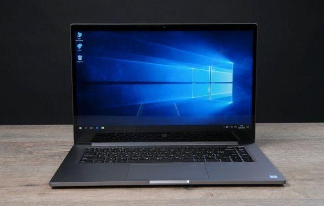 Xiaomi mi notebook pro i7 gtx1050