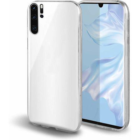 Husa pentru Huawei P30 PRO, GloMax TPU 360, Transparent
