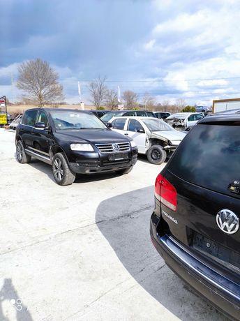 VW Touareg 3.0 TDI  на части