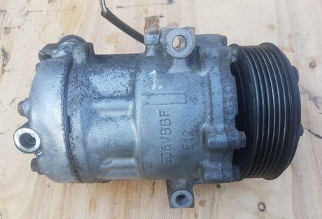 Compresor AC / Clima Opel Corsa C/ Tigra / Meriva /Agila 1.3CDTI Z13DT