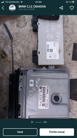 Chit pornire calculator motor bmw f10 f11 n57 525d manual