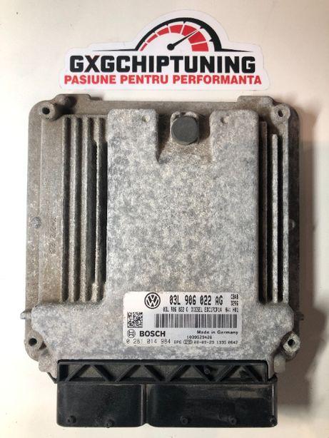 ECU Calculator motor VW Golf6 2.0TDI 03L906022AG EDC17CP14