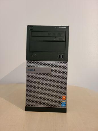 """PC gaming Dell I5, 16gb, 240 SSD, 1050ti 4gb, Philips 24"""", garantie"""