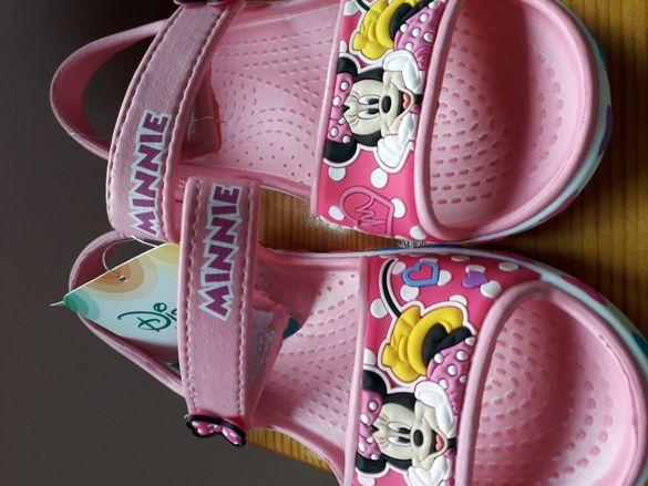 НОВИ Детски N24 до 32 сандали и кроксове