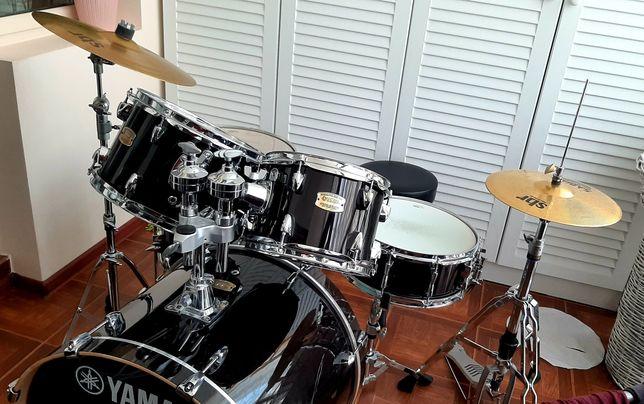 Yamaha барабаны Stage Custom