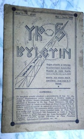 carte veche brosura f.rara de colectie 1940 electronica radioamator 24