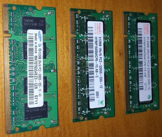 Memorie RAM Laptop 1,5 GB