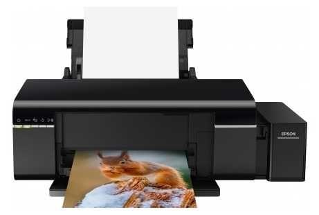 Продам струйный принтер Epson L805
