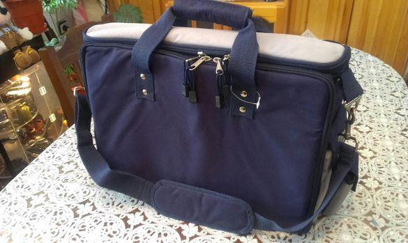 Чантата е за лаптоп