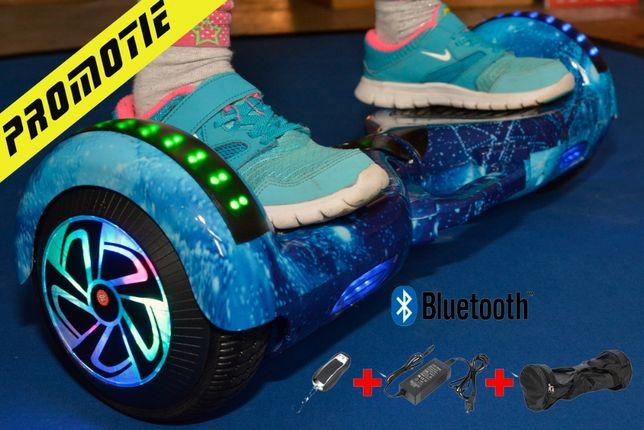 Hoverboard Blu Mov