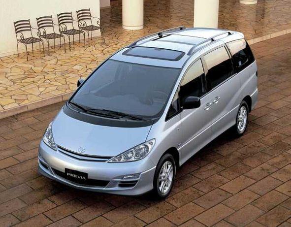 Dezmembrez Toyota Previa diesel 2.0, motor 1CD-FTV, Corolla, Avensis