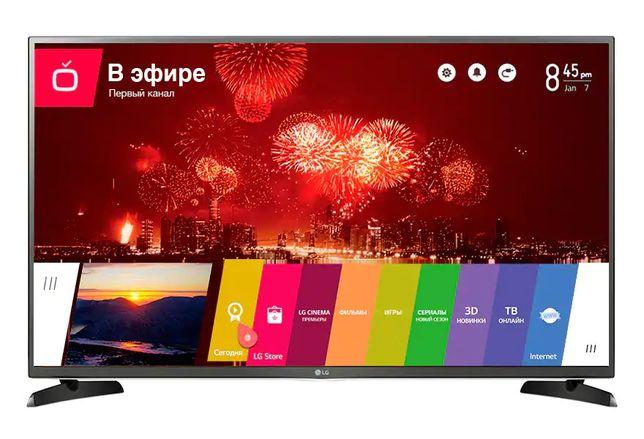 Smart Телевизор LG