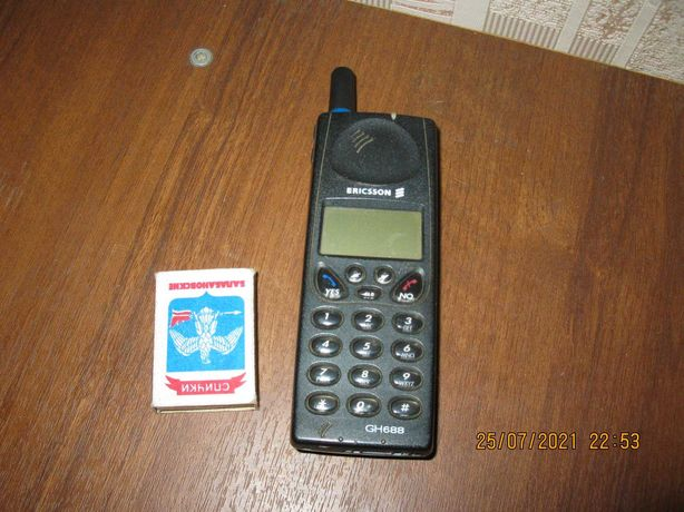 Телефон Ericsson GH688.