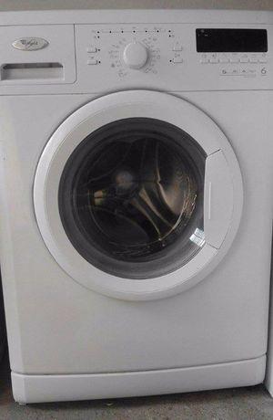 Maşină de spălat rufe Whirlpool