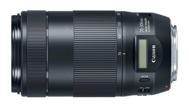 Canon EF 70-300 IS NanoUSM II обмен