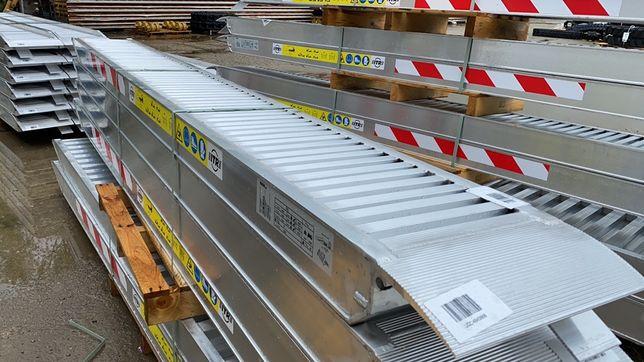 Rampe incarcare aluminiu 3,8tone