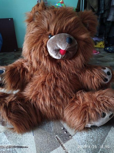 Медведь мягкая игрушка бу