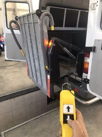 Рампа за инвалидна количка