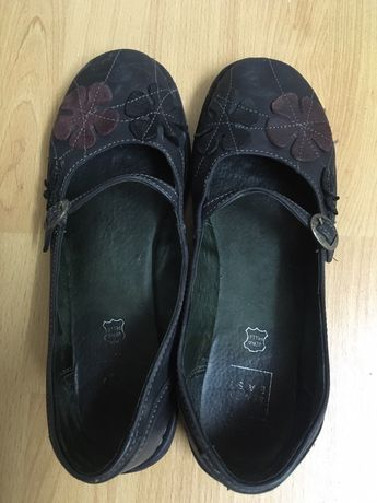 pantofi piele interior si exterior Vera Moda