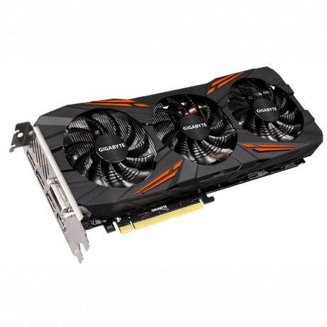 Видеокарта Gigabyte GeForce GTX 1070 G1 GAMING GV-N1070G1 GAMING-8GD (