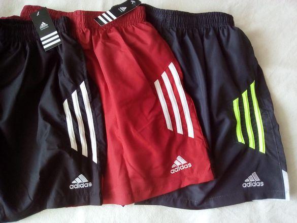 Мъжки къси гащи /бански/- Adidas- черни, червени или графит
