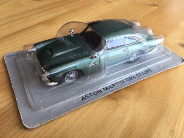 Vand macheta Aston Martin DB4 Coupe 1/43 Noua-Sigilata