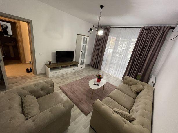 Inchiriez apartament 2 camere Bloc NOU 2021