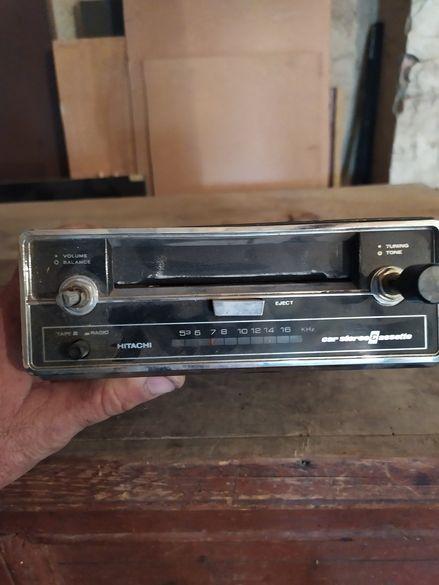 Ретро радиокасетофон за автомобил