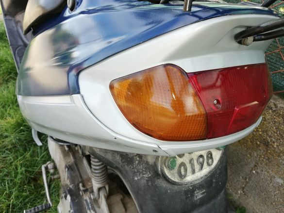 Сузики сепия зз Suzuki sepia zz 70cc